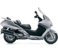 Honda Silver Wing 600 ABS (37 kW) [10]
